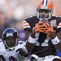9.24.06 Baltimore Ravens at Cleveland Browns