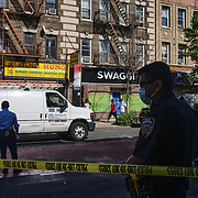 NYC Crime July 18th