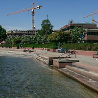 Bystranda og Tangen bygges 2007