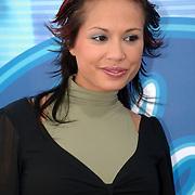 NLD/Baarn/20051229 - Persconferentie finalisten Idols 2005, Charissa
