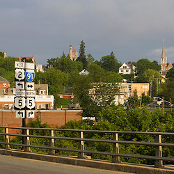St Johnsbury Vermont USA