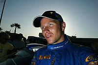 AUTO - WRC 2003 - CYPRUS RALLY -  20030622 - <br />PETTER SOLBERG (NOR) / SUBARU IMPREZA WRC - AMBIANCE - PORTRAIT<br />PHOTO : FRANCOIS BAUDIN /DIGITALSPORT