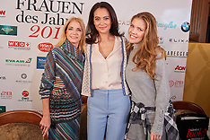 Vienna - Look Women Of The Year Awards - 30 Nov 2016