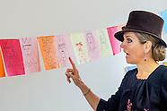 Koningin Maxima opent woensdagochtend 16 maart het Outsider Art Museum