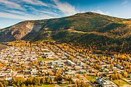 Dawson City, Fall, Yukon, Klondike, Yukon River, sour  toe,