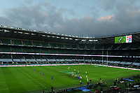 Rugby Union - 2020 Autumn Nations Cup - Final - England vs France - Twickenham<br /> <br /> A general view of Twickenham Stadium, during extra time.<br /> <br /> COLORSPORT/ASHLEY WESTERN