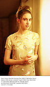 hon Louisa Sinclair wearing Mulberry during the NSPCC Berkeley Dress Show 1998 Savoy, London7 April 1998. Film 98223f26<br />© Copyright Photograph by Dafydd Jones<br />66 Stockwell Park Rd. London SW9 0DA<br />Tel 0171 733 0108