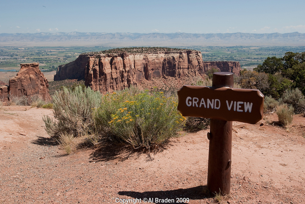Colorado National Monument, Grand Junction, CO.