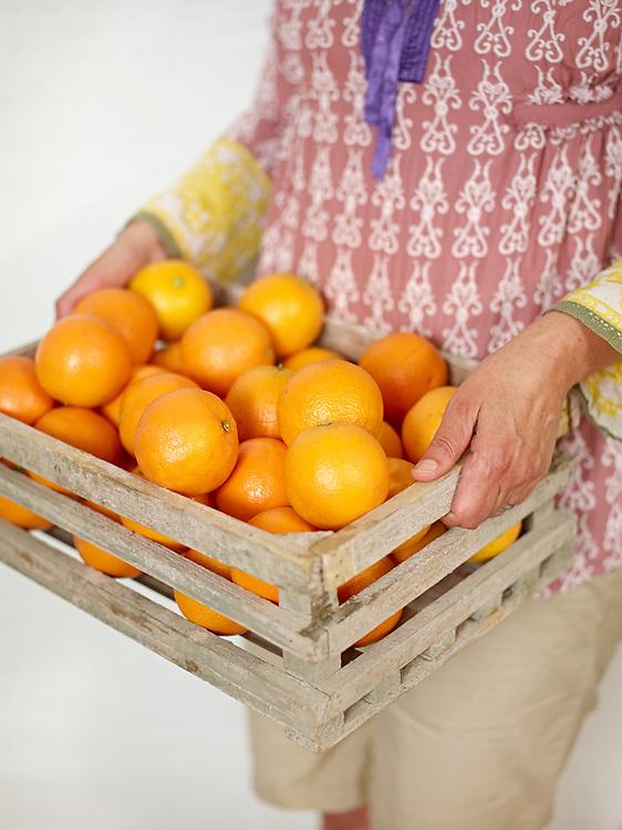 Apelsin desserter