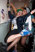 JAIME WINSTONE; CHANTELLE, WranglerÕs Nottinghill Carnival Party at the Bumpkin restaurant.  Westbourne Park Rd. London W1. 28 August 2011. <br /> <br />  , -DO NOT ARCHIVE-© Copyright Photograph by Dafydd Jones. 248 Clapham Rd. London SW9 0PZ. Tel 0207 820 0771. www.dafjones.com.<br /> JAIME WINSTONE; CHANTELLE, Wrangler's Nottinghill Carnival Party at the Bumpkin restaurant.  Westbourne Park Rd. London W1. 28 August 2011. <br /> <br />  , -DO NOT ARCHIVE-© Copyright Photograph by Dafydd Jones. 248 Clapham Rd. London SW9 0PZ. Tel 0207 820 0771. www.dafjones.com.
