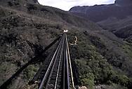 "le train Chihuahua Al Pacifico traverse la Sierra Madre..La voie de chemin de fer traverse les canyons....The train ""Chihuahua al Pacifico""..crossing the Sierra Madre..The railroad....The railroad  ..  ..La voie de chemin de fer traverse les canyons ..R00040/35    L0007354  /  R00040  /  P0003462"