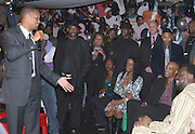 "**EXCLUSIVE**.Will Smith, Boris Kodjoe & Charles ""Charlie Mac"" Alston.Will Smith's best friend and confidant, Charles ""Charlie Mac"" Alston 40th Birthday Party.PM Lounge.New York City, NY, United States .Sunday, December 18, 2005 .Photo By Celebrityvibe.com/Photovibe.com.To license this image please call (212) 410 5354; or.Email: sales@celebrityvibe.com ;.Website: www.celebrityvibe.com ....."