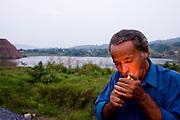 Curionopolis (Serra Pelada) _ PA, 08 Novembro de 2006..Retratos de ex garimpeiros da Serra Pelada....Foto: BRUNO MAGALHAES / AGENCIA NITRO