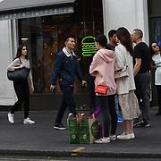 Chinatown London, UK. 13 October 2018.