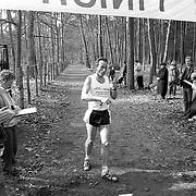 NLD/Soest/19920305 - Winnaar en finish Soestdijk Cross Baarn 1992