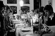 Nederland, 1984Serie mbt geestelijk leven in Nederland. Witte paters in Nijmegen .Foto: Flip Franssen