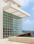 The Getty Museum in Los Angeles, Dallas architectural photographer