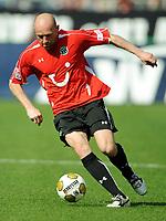 Fotball<br /> Tyskland<br /> Foto: Witters/Digitalsport<br /> NORWAY ONLY<br /> <br /> 11.04.2009<br /> <br /> Jiri Stajner<br /> Fussball Hannover 96