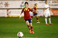Fifa Womans World Cup Canada 2015 - Preview //  Friendly Match -<br /> Spain vs New Zealand 0-0  ( Municipal Stadium - La Roda , Spain ) <br /> Erika Vazquez of  Spain
