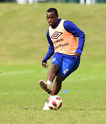 Cape Town-180801-Cape Town City's Ayanda Patosi at training session at Hartleyvale Stadium, ahead of their opening game of the 2018/2019 PSL season against Supersport United at Cape Town Stadium on saturday.Photograph:Phando Jikelo/African News Agency/ANA
