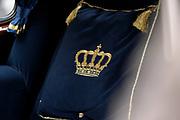 His highness prince Pieter-Christiaan of Oranje Nassau, of Vollenhoven and Ms drs. A.T. van Eijk get married Thursday 25 augusts in Palace the Loo in apeldoorn.<br /> <br /> <br /> Zijne Hoogheid Prins Pieter-Christiaan van Oranje-Nassau, van Vollenhoven en mevrouw drs. A.T. van Eijk treden donderdag 25 augustus in Paleis Het Loo te Apeldoorn in het huwelijk. <br /> <br /> On the photo/Op de foto: