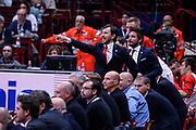 DESCRIZIONE : Milano Lega A 2015-16 Olimpia EA7 Emporio Armani Milano - Zagabria<br /> GIOCATORE : Pozzecco<br /> CATEGORIA : <br /> SQUADRA : Zagabria<br /> EVENTO : Campionato Lega A 2015-2016<br /> GARA : Olimpia EA7 Emporio Armani Milano - Zagabria<br /> DATA : 05/11/2015<br /> SPORT : Pallacanestro<br /> AUTORE : Agenzia Ciamillo-Castoria/M.Ozbot<br /> Galleria : Lega Basket A 2015-2016 <br /> Fotonotizia: Milano Lega A 2015-16 Olimpia EA7 Emporio Armani Milano - Zagabria