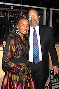 November 3, 2012- New York, NY: Author/Journalist/Media Personality Susan Taylor and Business Executive Richard Parsons at the EBONY Power 100 Gala Presented by Nationwide held at Jazz at Lincoln Center on November 3, 2012 in New York City. The EBONY Power 100 Gala Presented by Nationwide salutes the country's most influential African Americans.(Terrence Jennings) .