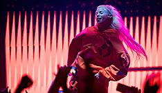 Die Antwoord perform - 23 Aug 2017