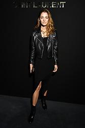 Sofia Sanchez de Betak attends the Saint Laurent show as part of the Paris Fashion Week Womenswear Fall/Winter 2019/2020 on February 26, 2019 in Paris, France. Photo by Laurent Zabulon/ABACAPRESS.COM