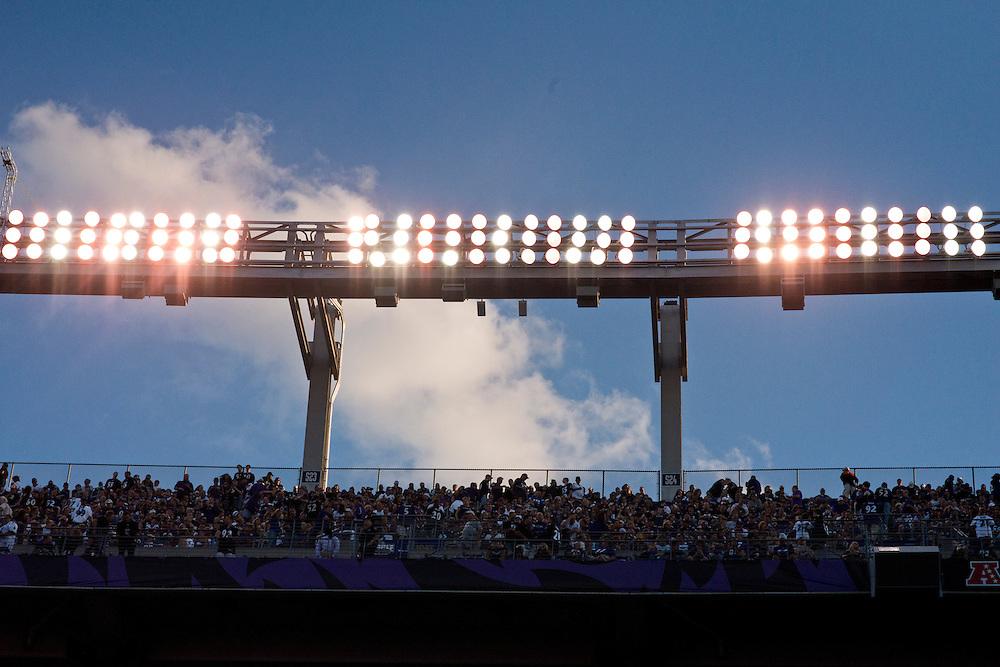 Baltimore Ravens .Cincinnati Bengals .during the first quarter at M&T Bank Stadium in Baltimore, Maryland on September 10, 2012.  UPI/Matt Roth