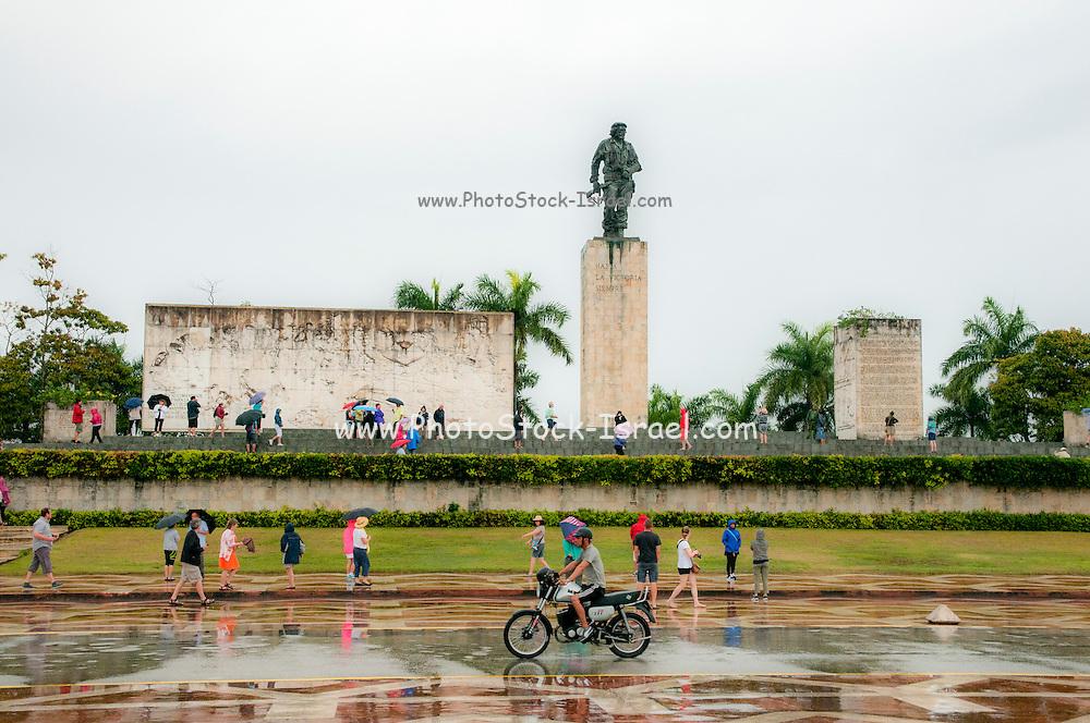 Santa Clara, Cuba. Che Guevara's Monument and Mausoleum