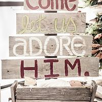 Adore the Baby Jesus