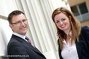 GVA Grimley staff portraits at their Birmingham HQ.Picture by Shaun Fellows/Shine Pix..