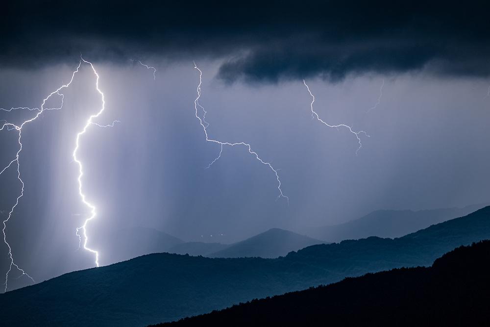 Mount Verno near Florina, Greece