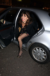 Model LISA B<br /><br />at the 33rd birthday party of Jade Jagger, held at Garrard, 8 Grafton Street, London W1 on 21st October 2004.<br /><br /><br /><br />NON EXCLUSIVE - WORLD RIGHTS