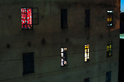 Apartment building in Nairobi city center, kenya