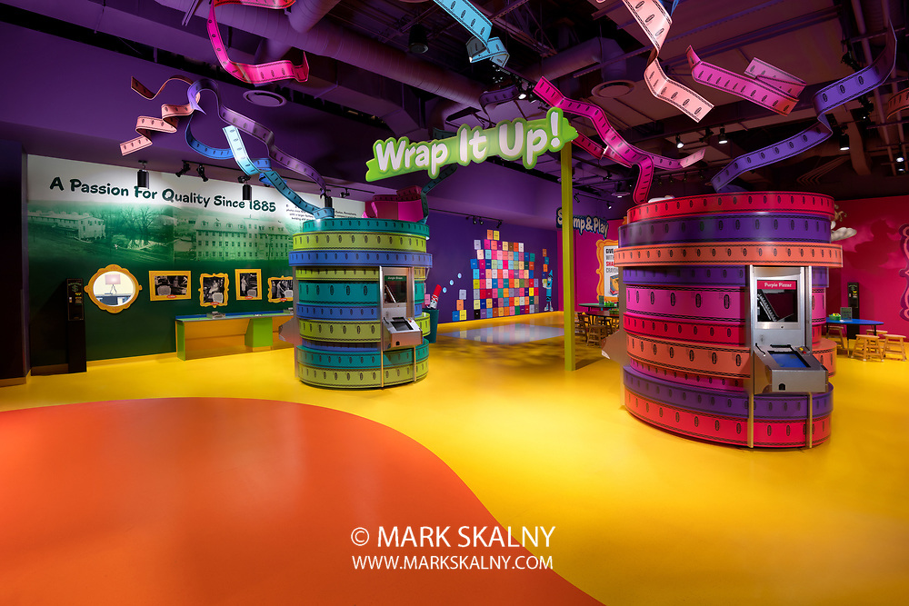 Crayola Experience in Chandler AZ<br /> Architectural Photography by Mark Skalny <br /> 1-888-658-3686  <br /> www.markskalnyphotography.com
