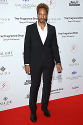 Gary Dourdan attending the 9th Annual Global Gift Gala held at the Rosewood Hotel, London. Picture date: Friday November 2nd 2018. Photo credit should read: Matt Crossick/ EMPICS Entertainment.