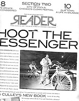 Chicago Reader - Cover Story, March 20, 2001