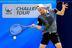 Peter Gojowczyk of Germany - Mandatory by-line: Matt McNulty/JMP - 31/05/2016 - TENNIS - Northern Tennis Club - Manchester, United Kingdom - AEGON Manchester Trophy