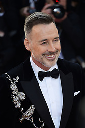 May 16, 2019 - 72nd Cannes Film Festival 2019, Red Carpet Rocketman. Pictured : David Furnish (Credit Image: © Simone Comi/IPA via ZUMA Press)