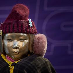 Comfort women, South Korea