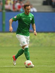 Football: Liga Total Cup 2012, SV Werder Bremen, Hamburg, 05.08.2012.Marko Arnautovic.©Êpixathlon