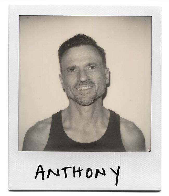 Farewell to New York: Anthony
