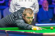 World Snooker Scottish Open, 14-12-2019. 141219