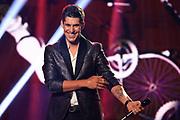 """Auftritt von Franco Marvulli bei der SRF-Pop-Schlager-Show """"Hello Again"""". Aufzeichnung vom 01. Oktober 2020 in den Fernsehstudios Zürich."""