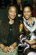 14 September 2010-New York, NY- l to r: Malaak Shabazz and Illyasah Shabazz at The Jones Awards Celebrating Diversity in Fashion and Beauty Present by ' My Black Is Beautiful ' and held at The Alvin Ailey Citigroup Theater on September 14, 2010 in New York City. Photo Credit: Terrence Jennings