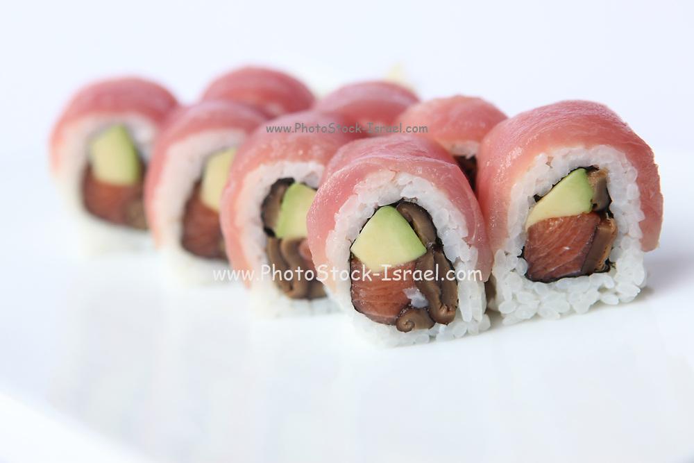 Tuna Inside out Sushi