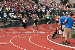 2012 USA Track & Field Olympic Trials: men's 1500 final, Leo Manzano wins, Centrowitz, Wheating make Olympic team