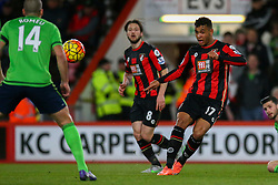 Joshua King of Bournemouth in action - Mandatory by-line: Jason Brown/JMP - Mobile 07966 386802 01/03/2016 - SPORT - FOOTBALL - Bournemouth, Vitality Stadium - AFC Bournemouth v Southampton - Barclays Premier League